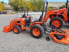 Tractor For Sale 2008 Kubota B2320HSD , 23 HP