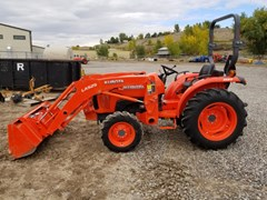 Tractor For Sale 2016 Kubota L2501HST , 25 HP