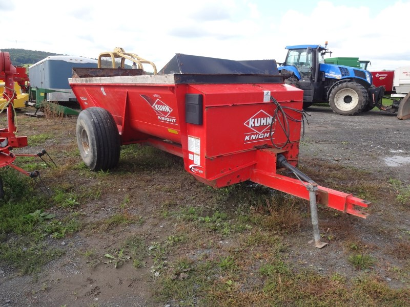 2014 Kuhn Knight 8114 Manure Spreader-Dry For Sale