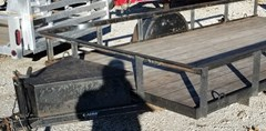 Utility Trailer For Sale 2000 Wesco Industrial Products 7712A