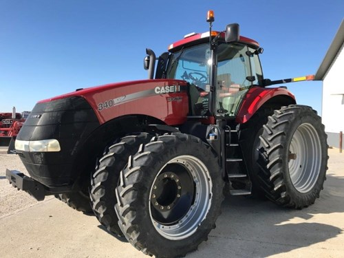 Tractor For Sale:  2011 Case IH 340 MAG , 340 HP