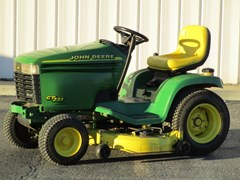 Riding Mower For Sale 1998 John Deere GT235 , 18 HP