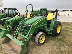 Tractor For Sale 2011 John Deere 3320 , 32 HP