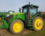 Tractor For Sale: 2012 John Deere 7215R, 215 HP