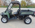 Utility Vehicle For Sale: 2012 John Deere XUV 825I OLIVE