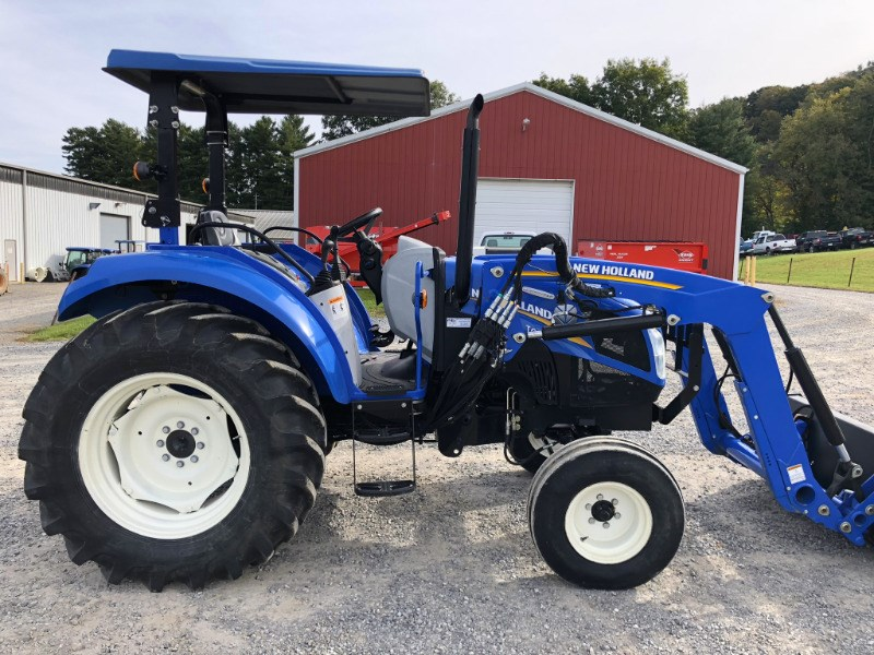 2012 New Holland Powerstar T4.75 Tractor For Sale