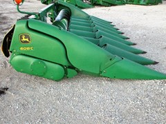 "Header-Corn For Sale 2010 John Deere 608C-30"""