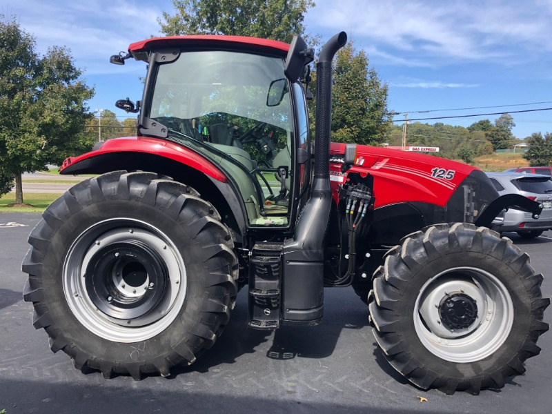 2017 Case IH MAXXUM 125 T4B Tractor For Sale