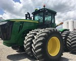 Tractor For Sale: 2014 John Deere 9510R, 510 HP