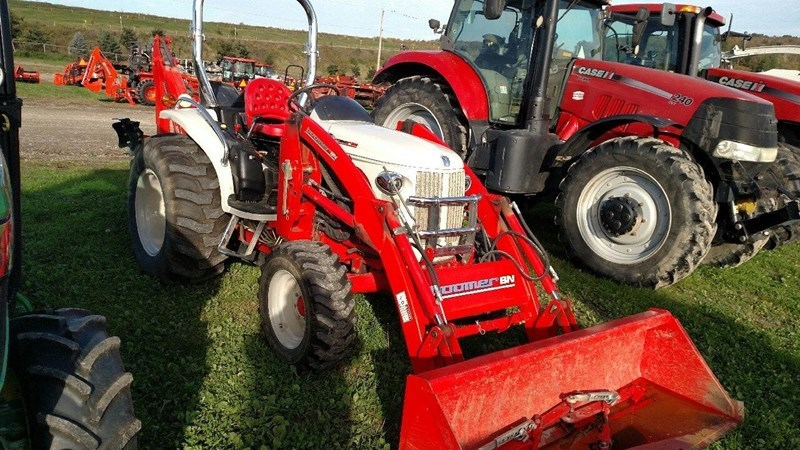 2009 New Holland BOOMER 8N Tractor For Sale