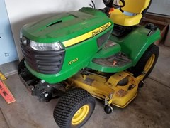 Riding Mower For Sale 2015 John Deere X710 , 22 HP