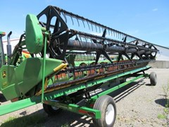 Combine Header-Auger/Flex For Sale 2004 John Deere 625F