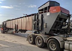 Conveyor - Stacking For Sale:  2018 Superior 36X150TSFD