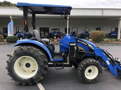 Tractor For Sale 2008 New Holland T2320 , 45 HP