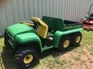 Utility Vehicle For Sale:  2001 John Deere 6X4 D