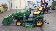 Tractor For Sale 2013 John Deere 1025R , 23 HP