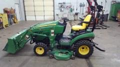Tractor For Sale 2013 John Deere 1025R , 23 HP