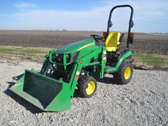 Tractor - Compact For Sale 2017 John Deere 1025R , 25 HP