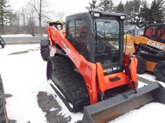 Skid Steer-Track For Sale 2015 Kubota SVL90-2HC