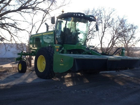 Photos of 2018 John Deere W235 Windrower For Sale » Plains