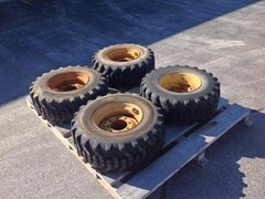 Wheels and Tires For Sale:   New Holland TIRES