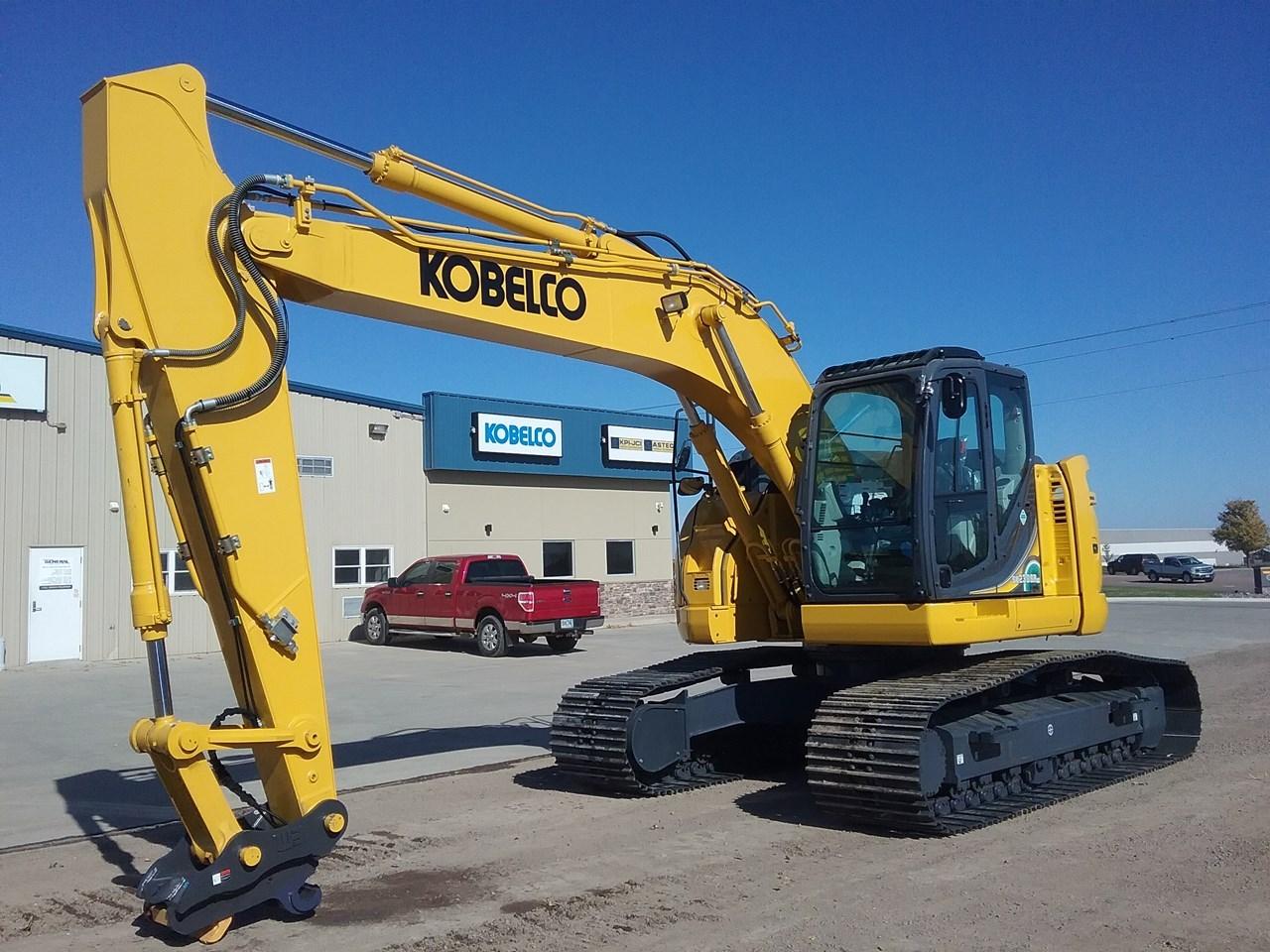 2018 Kobelco SK230SRLC-5 Excavator For Sale
