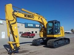 Excavator For Sale:  2018 Kobelco SK230SRLC-5
