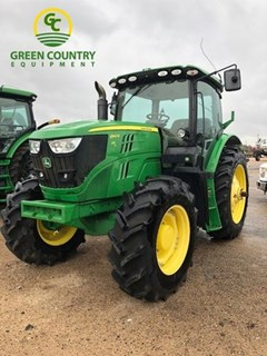 Tractor For Sale 2014 John Deere 6140R
