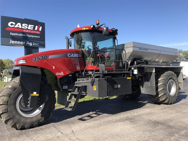 2015 Case IH TITAN 3530 Floater/High Clearance Spreader For Sale