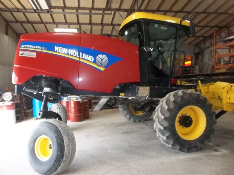 2015 New Holland AG Speedrower 160 Windrower-Self Propelled For Sale