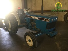 Tractor For Sale 1977 Ford 3415 , 38 HP