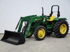 Tractor For Sale 2013 John Deere 5055E , 55 HP