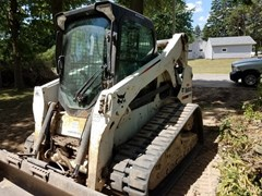 Skid Steer-Track For Sale 2011 Bobcat T650