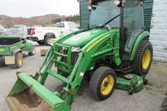 Tractor For Sale 2007 John Deere 3320 , 32 HP