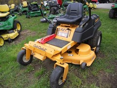 Riding Mower For Sale 2009 Cub Cadet RZT L50 KW , 23 HP