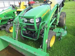 Tractor - Compact Utility For Sale 2008 John Deere 2320 , 40 HP