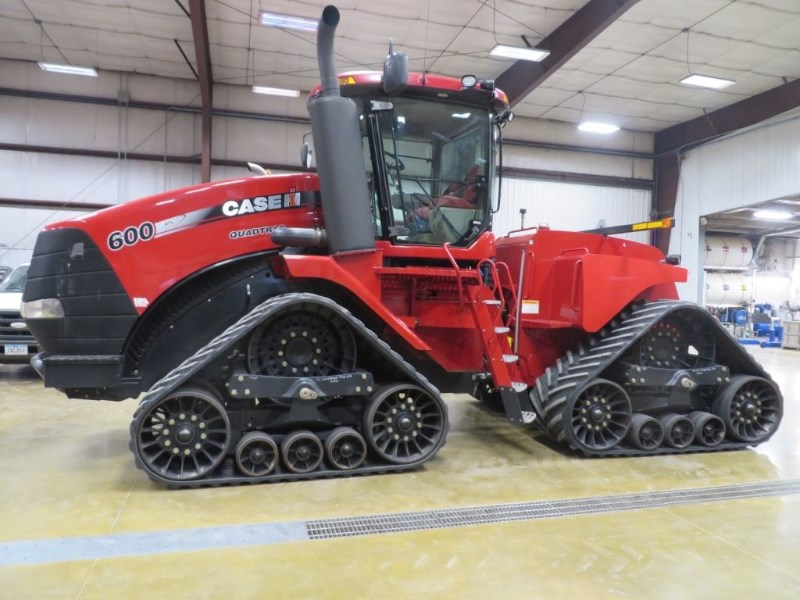2012 Case IH STGR 600 Tractor For Sale