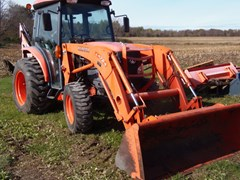 Tractor For Sale 2012 Kubota L3240HSTC , 32 HP