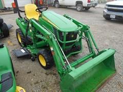 Tractor For Sale 2014 John Deere 1023E , 23 HP