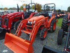 Tractor - Compact For Sale Kubota L3901HST , 39 HP