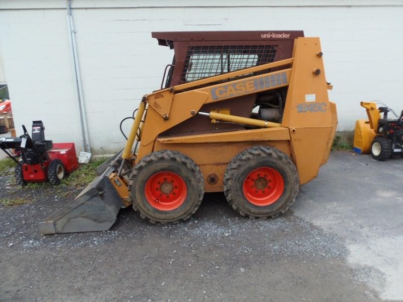 1989 Case 1845C Skid Steer For Sale