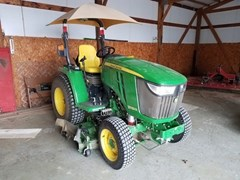 Tractor For Sale 2016 John Deere 3033R , 33 HP