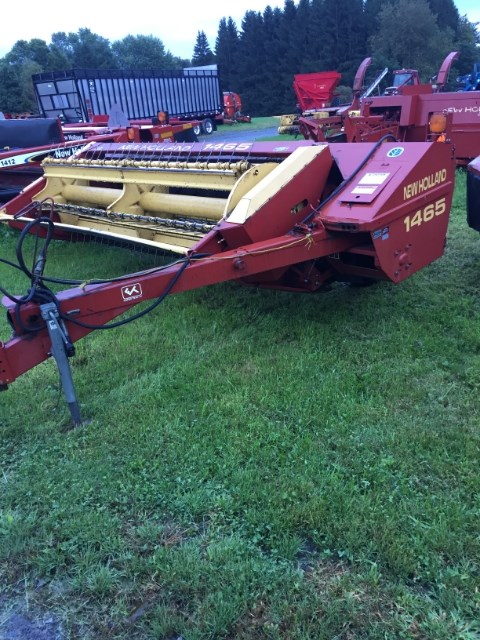 New Holland 1465 Mower Conditioner For Sale