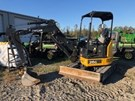 Excavator-Mini For Sale:  2015 John Deere 26G