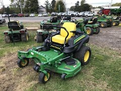 Riding Mower For Sale 2018 John Deere Z915E , 25 HP