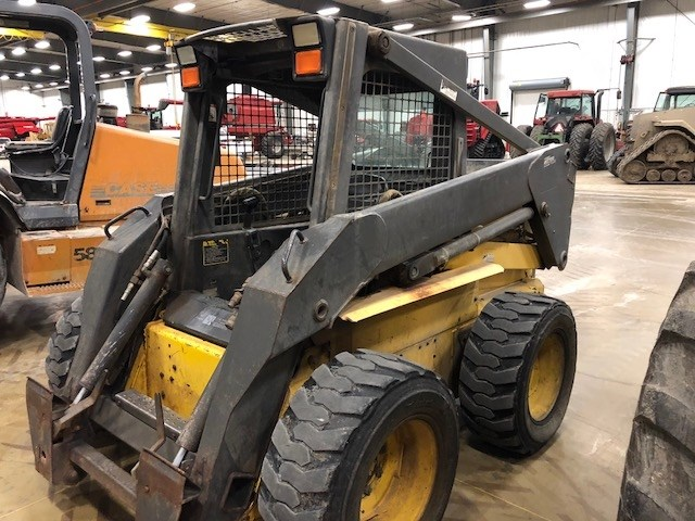 2002 New Holland LS180 Skid Steer For Sale