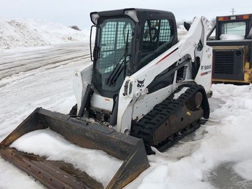 Skid Steer For Sale:  2014 Bobcat T590 , 66 HP