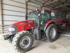 Tractor For Sale 2011 Case IH MAXXUM 125 , 125 HP