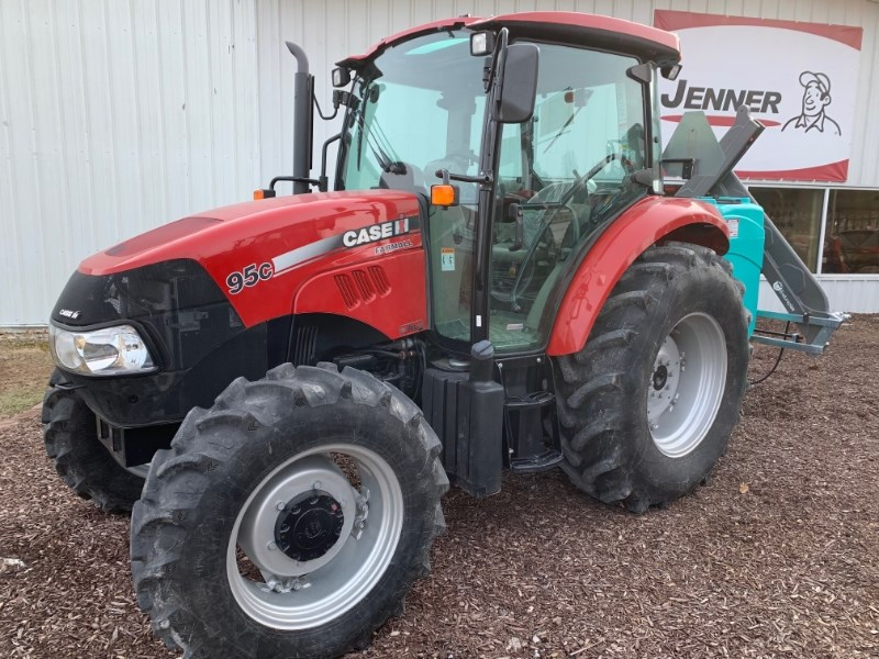 2014 Case IH FARMALL 95C Tractor For Sale