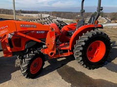 Tractor - Compact For Sale Kubota L4600